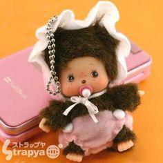 baby monchichi