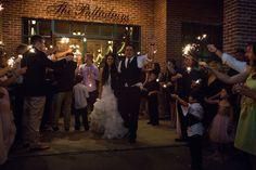 #BigDay #weddings #realweddings    Amanda and Kris: Elegant Outdoor Wedding