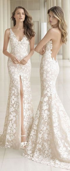 White wedding dress. All brides dream of finding the ideal wedding day, however for this they need the best bridal dress, with the bridesmaid's outfits enhancing the brides-to-be dress. The following are a few tips on wedding dresses.