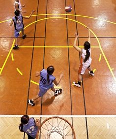 How to Condition for High School Basketball Season 1. Use the right equipment 2. Practice agility moves on the court 3. Improve vertical jump height 4. Strengthen arm muscles slowly with basketball drills More at http://bit.ly/1GSOBHL