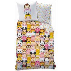 """Parure de lit Tsum Tsum - Chaulnes Textiles - Babies""""R""""Us"""