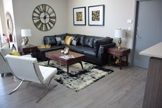 A lovely staged living room.created by Maximum Impact Plus Couch, Living Room, Furniture, Home Decor, Settee, Decoration Home, Sofa, Room Decor, Home Living Room