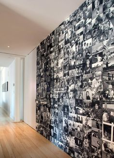 Fantastic photograph wall