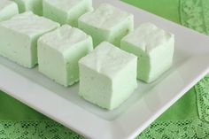 That Winsome Girl: Key Lime Marshmallows
