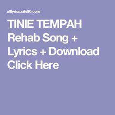 TINIE TEMPAH Rehab Song + Lyrics + Download  Click Here