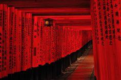 Fushimi Inari Taisha by ajari, via Flickr