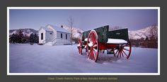 Clear Creek History Park by Andrew Terrill
