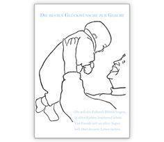 Die besten Glückwünsche zur Geburt mit Spruch - http://www.1agrusskarten.de/shop/die-besten-gluckwunsche-zur-geburt-mit-spruch/    00017_0_1088, Baby, Babyboy, Bub, Geburt, Geburtskarte, Gratulation zum Jungen, Grußkarte, Klappkarte00017_0_1088, Baby, Babyboy, Bub, Geburt, Geburtskarte, Gratulation zum Jungen, Grußkarte, Klappkarte