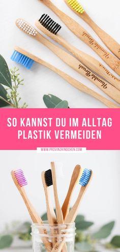 Die Humble Brush & wie du mit kleinen Veränderungen im Alltag Plastik vermeiden kannst Oral Health, Bamboo Products, Organic, Future, Natural, Blog, Pandas, Save My Money, Sustainability