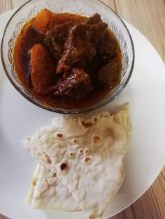 Beef Curry With Potatoes 😋🌶️😋🌶️ recipe by Jayshree Sheik Steak Recipes, Potato Recipes, Beef Curry, Coriander Powder, Sheik, Curry Leaves, Food Categories, Naan, Fries