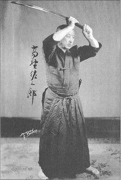 Sasaburo Takano Sensei #budo #giappone #kendo