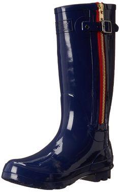 Amazon.com: Pajar Women's Liberty Boot, Navy, 39 EU/8-8.5 M US: Clothing