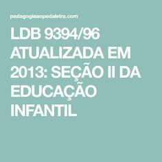 Palndromo informao pinterest language ldb 939496 atualizada em 2013 seo ii da educao infantil fandeluxe Images