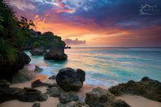 Suluban Beach - Bali Indonesia by Jesse Estes, via 500px