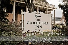The Caroina Inn in Chapel Hill, NC.  UNC weddings.  Chapel Hill weddings.  Raleigh weddings.