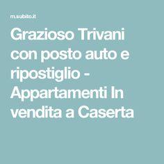 Grazioso Trivani con posto auto e ripostiglio - Appartamenti In vendita a Caserta