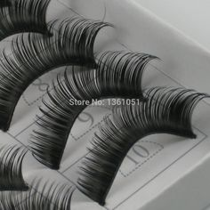 Cheap False Eyelashes, Buy Directly from China Suppliers:   New C06 Long Thick crisscross Black Handmade Mink False Eyelashes  5 Pairs maquillaje Fake eyelashes Extensions Natur