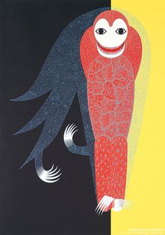 Kazumasa Nagai, Japon Exhibition; client Japan Design Committee; sérigraphie; 1991. © Kazumasa Nagai