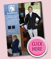 The best Equestrian wear!!! Love the style.