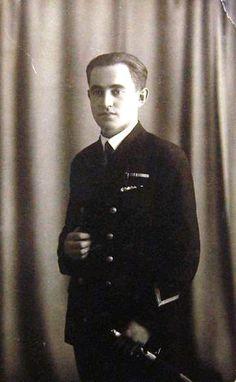 Bosman Flotylli Pińskiej.