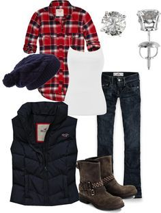 """""""farm girl"""" by johnny-samantha-vaught on Polyvore.. Maybe slightly different boots for me, but really like this overall!"""