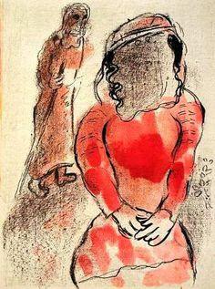 Tamar, Chagall