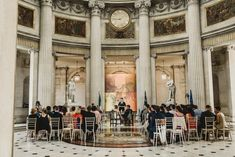 This Gorgeous Dublin City Hall Wedding Absolutely Took Our Breaths Away City Hall Wedding Inspiration, San Francisco City, Ireland Wedding, Dublin City, Wedding Locations, Wedding Venues, Relaxing Day, Intimate Weddings, Dream Wedding