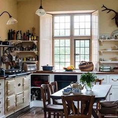 Country House Kitchen