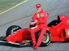 Michael Schumacher is considered the best Formula One racer of all time.