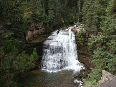 Ousel Falls Trail is a classic, quick, easy access, multi-use well maintained trail in the Big Sky Town Center area. Plus, Ousel Falls is impressive. Big Sky Resort, Summit Lake, Cascade Falls, Big Sky Montana, Hiking Essentials, Wild Forest, Big Sky Country, Ice Climbing, Mountain Hiking