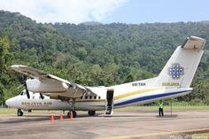 Tioman Island Airport, Malaysia. Berjaya Air