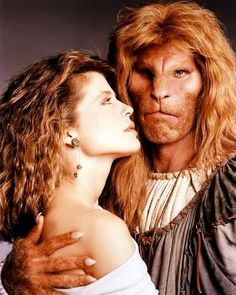 """""""Beauty and the Beast"""" TV show"""