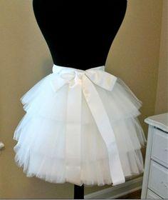 DIY The Carrie Bradshaw Skirt