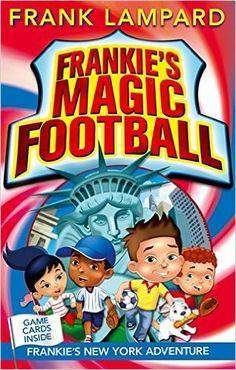 Frankie's Magic Football - Frankie's New York adventure • English Wooks