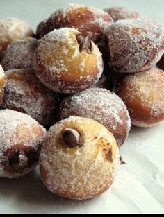 Nutella puffs. Merlin's Beard... I need these!