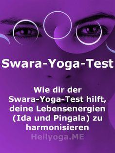 Swara-Yoga: Ida (Mondenergie) und Pingala (Sonnenenergie) Beide, Stark, Movie Posters, Solar Energy, Art Of Living, First Aid Only, Learning, Lifestyle