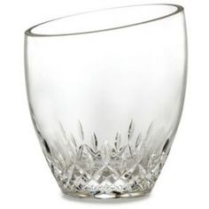 Waterford Crystal Lismore Essence Angled Top Ice Bucket