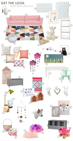 A Playful and Bright Playroom Reveal - Emily Henderson