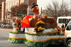 Montgomery County Thanksgiving Parade at Silver Plaza | Downtown Silver Spring, MD Nov 21, 2015