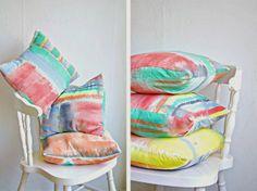 Brushstroke Cushion Covers