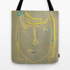 Freckled face Tote Bag by +karol+inka+ - $22.00