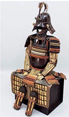 Lamellar Armor, Samurai Armor, Body Armor, Warfare, Armour, Japanese, History, Larp, Geisha