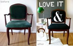 Flea+Market+Makeovers+Before+After | fleaChic: flea market savvy
