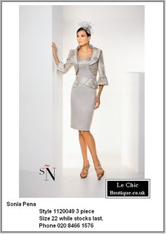 a1c70e75c1b About the Collection We are delighted to introduce the Sonia Pena Mother of  the Bride collection