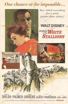 Miracle of the White Stallions {1963}