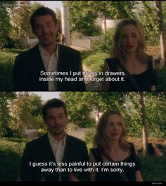 He wrote a book for her and she wrote a song for him. They all remember every little thing they met. Before Sunrise Trilogy, Before Trilogy, Before Sunset Quotes, Love Dialogues, Julie Delpy, The Office Show, Love Quotes Poetry, Favorite Movie Quotes, Movie Lines