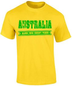 Mens #australia blood mud sweat tears t-shirt #rugby #world cup tee s m l xl xxl,  View more on the LINK: 	http://www.zeppy.io/product/gb/2/252107655572/
