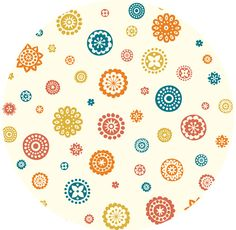 Dennis Bennett for Birch Organic Fabrics - Ipanema - Astrid Floral