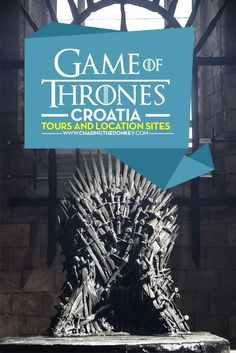 Croatia Travel Blog: Game of Thrones fan? Croatia is home to multiple filming locations of this popular HBO television series. Just where are the Game of Thrones locations in Croatia? Click to find out!