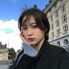 Light Makeup Looks, Asian Makeup Looks, Uzzlang Makeup, Girl Korea, Ulzzang Korean Girl, Uzzlang Girl, Asian Cute, Too Faced Makeup, Kawaii